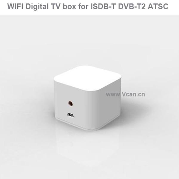 Wifi ISDB-T DVB-T2 ATSC