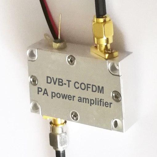 PA power amplifier COFDM