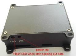 mini CODFM wireless video transmitter