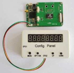 COFDM Wireless SDI Video Transmitter Encryption 905t 5
