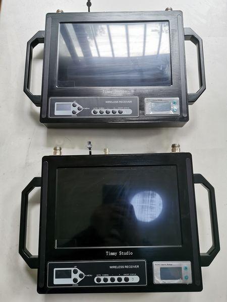 10-inch monitor cofdm receiver 4