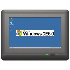 7 inch Embedded PC Mobile Data Terminal MDT