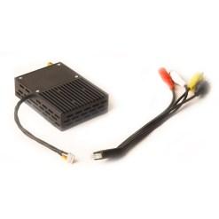 COFDM HDMI Transmission Transmitter Receiver full Set Wireless Digital Audio Video TX RX for UAV Drone 1080P Video SDI 7