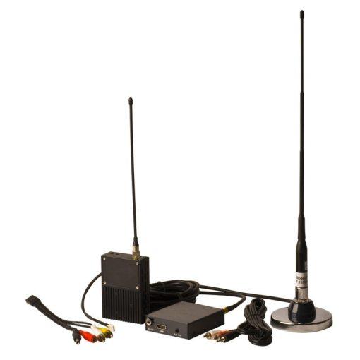 COFDM HDMI Transmission Transmitter Receiver full Set Wireless Digital Audio Video TX RX for UAV Drone 1080P Video SDI 1