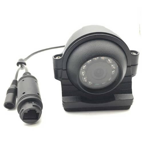 Mini IP camera Network Surveillance Automobile Real-Time Monitoring System Waterproof Car Backup Camera IP66 2MP Vcan1668 3