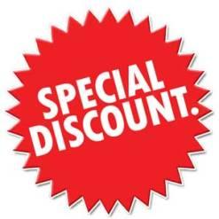 Special Discount
