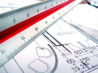 A elaboração de projetos inclui estudos e medição de diferentes tipos, além do apoio as obras, com gerenciamento.