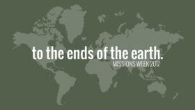 Missions Week 2017