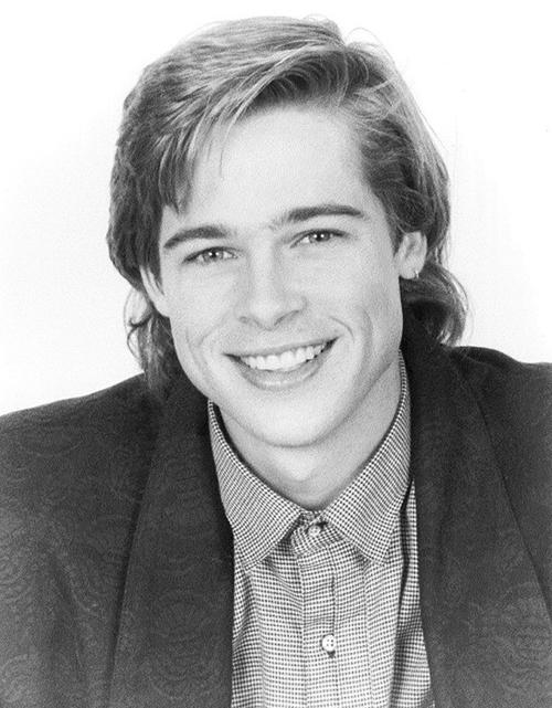 Vẻ lãng tử của Brad Pitt thời 23 tuổi