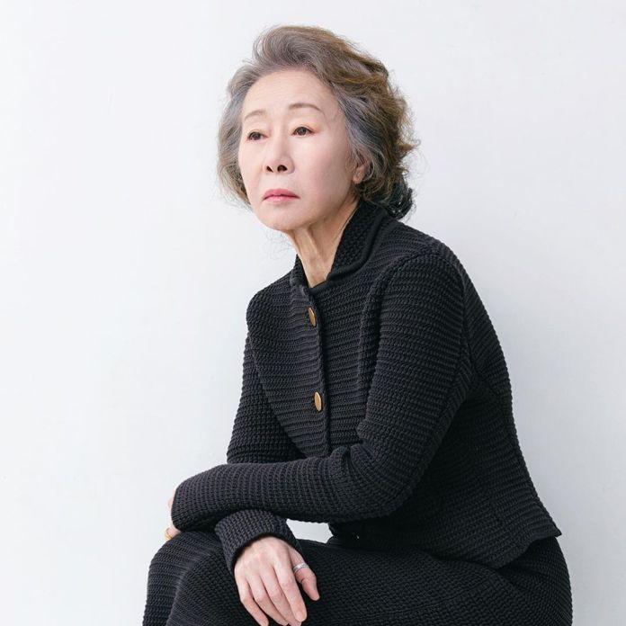 Diễn viên Youn Yuh-Jung. Ảnh: Cine 21.