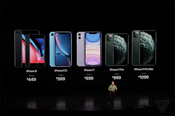 Apple trình làng iPhone 11, 11 Pro và 11 Pro Max - page 2 - 5
