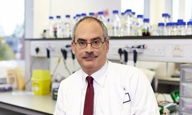 Giáo sư  Michael P. Lisanti, trưởng nhóm nghiên cứu. Ảnh: Medical Express