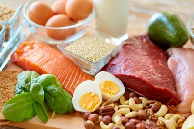 Vị umami có mặt trong hầu hết các thực phẩm tự nhiên: thịt, cá, trứng, sữa... và cả trong sữa mẹ. Xin nguồn ảnh.