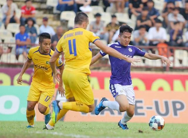 Hà Nội vượt qua Bình Dương để trở thành đội bóng giàu thành tích nhất V-League với 5 lần vô địch