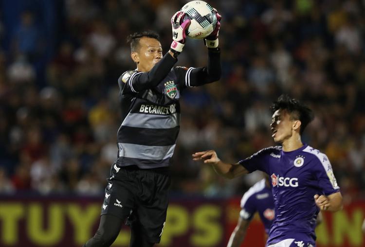CLB Hà Nội chiêu mộ thủ môn Bùi Tấn Trường - VnExpress Thể thao