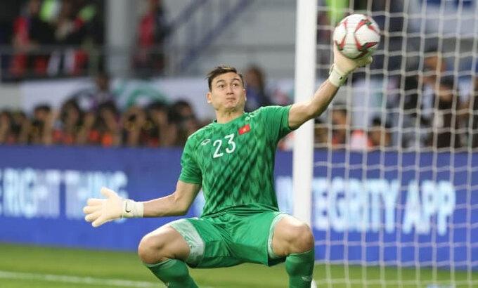 Đặng Văn Lâm được khuyên sang Nhật Bản - VnExpress Thể thao