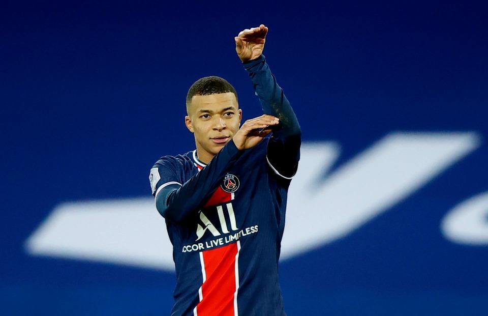 Mbappe có thể đã đạt thỏa thuận với Real - VnExpress Thể thao