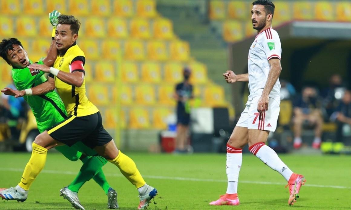 UAE đè bẹp Malaysia - VnExpress Thể thao