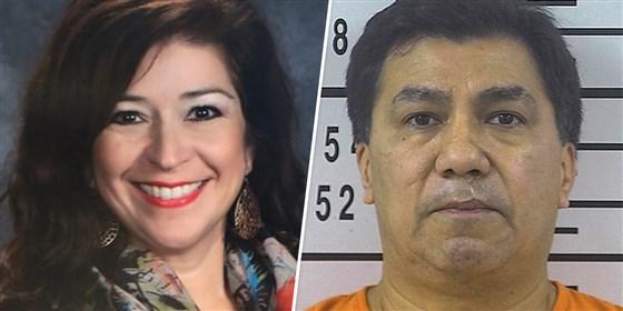 Belinda Hernandez (trái) và chồng Hilario Hernandez. Ảnh: Kleberg County Sheriffs Office.