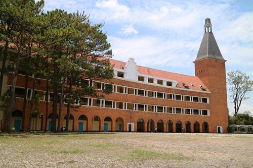 Lâm Đồng đầu tư 19 tỷ đồng tôn tạo Cao đẳng Sư phạm Ðà Lạt - 1