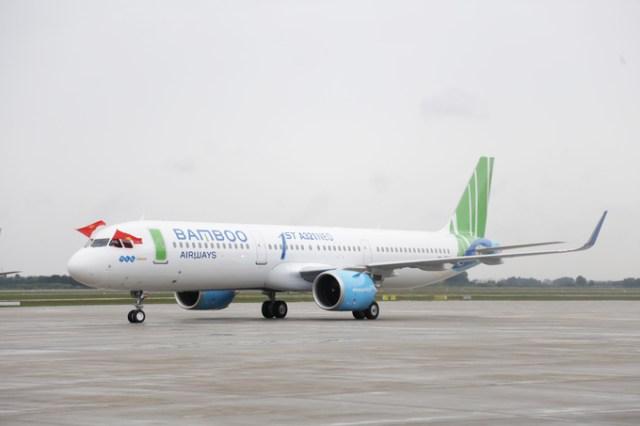 Bamboo Airways đang khai thác 17 đường bay nội địa. Ảnh: Anh Tú.