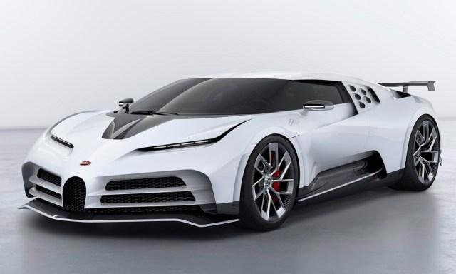 Centodieci - siêu xe giới hạn giá 9 triệu USD. Ảnh: Bugatti