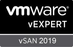 vExpert_vSAN_2019
