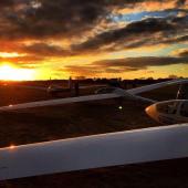 Sunset (Foto: Bert Quist)