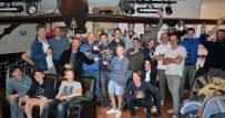 Feest! Goed gedaan dames en heren zweefvliegers van Vliegclub Haamstede! 245 starts! Foto: Jeroen Vink.