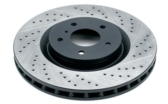 Чем отличаются вентилируемые тормозные диски от ...