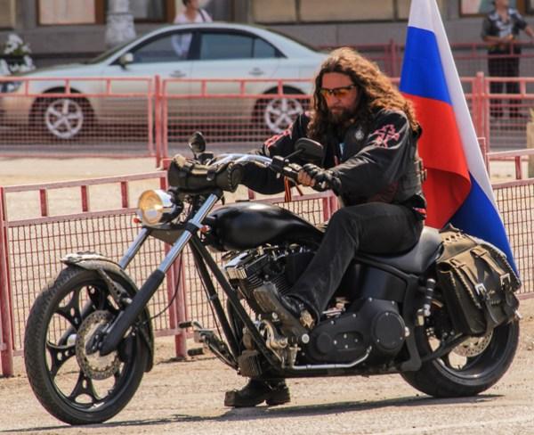 Байкеры Фото На Мотоциклах
