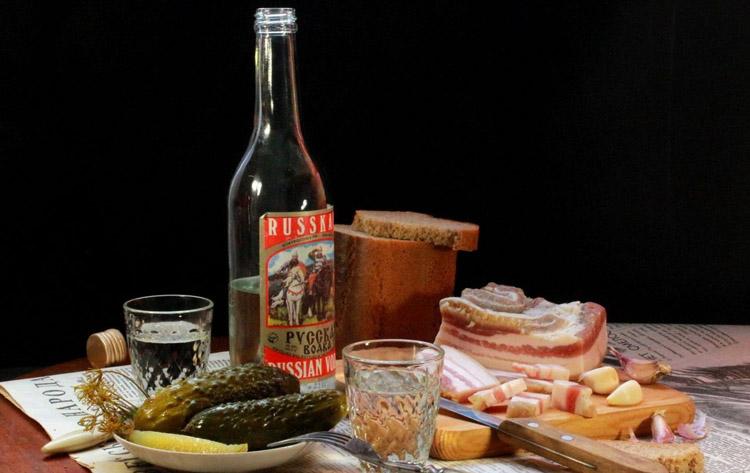Водка и виски в чем разница