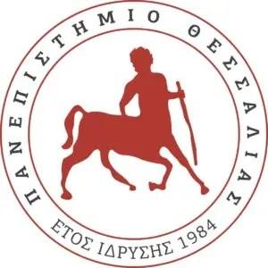 Πανεπιστήμιο Θεσσαλίας logo