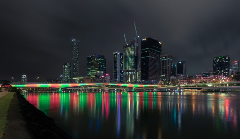 Pic of the Day – Brisbane at Night