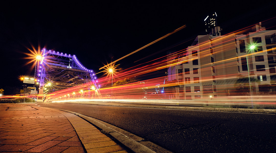 Pic of the Day – Light Trails