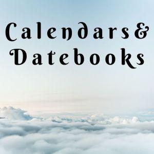 Calendars and Datebooks