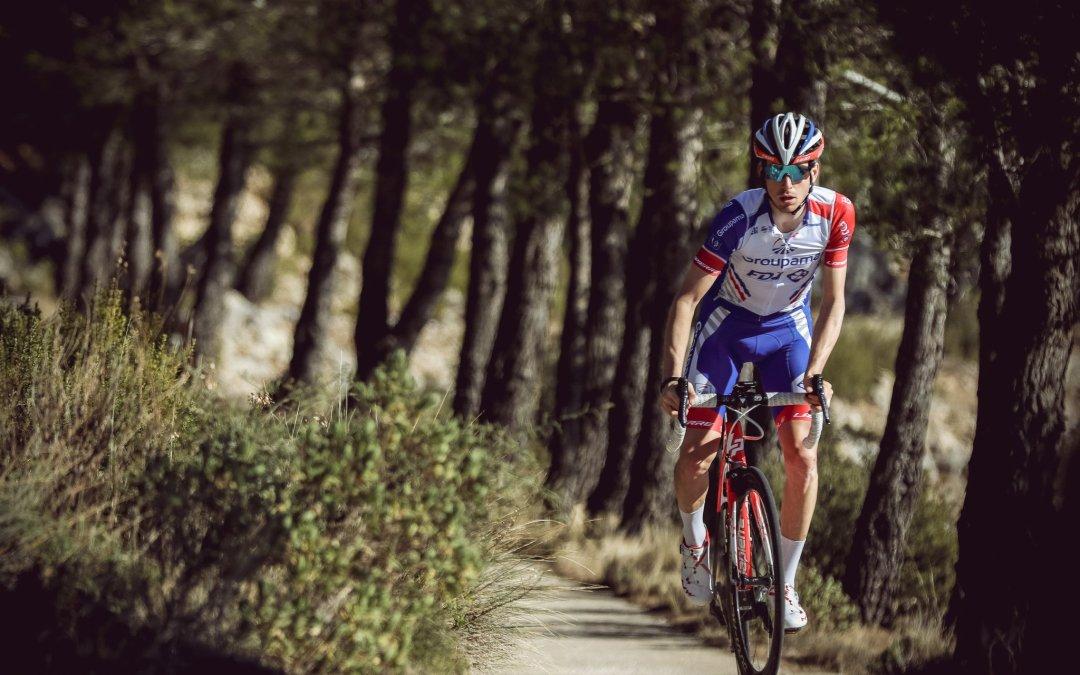 Tour de la Provence, Sébastien Reichenbach satisfait de sa rentrée.