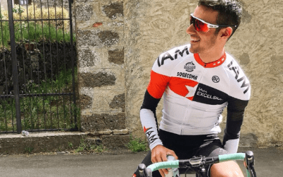 Toscane : Antoine Debons 14ème de l'Eroica U23