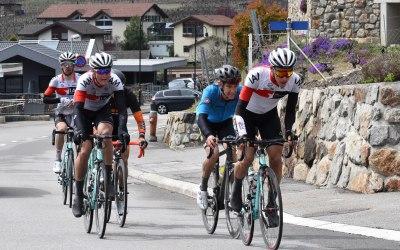 Le GP L'Échappée ouvre la saison suisse.