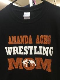 A sparkly shirt for mom