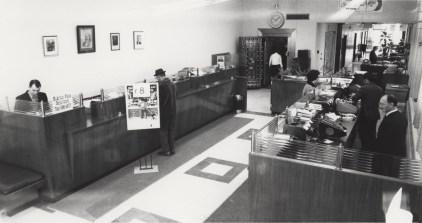 1952 lobby remodel