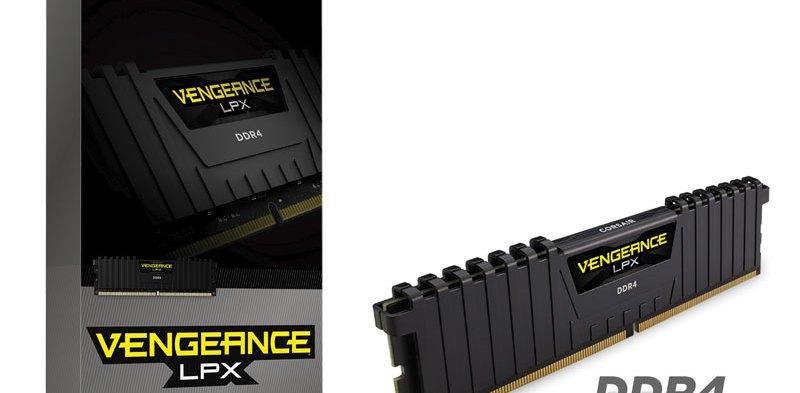 Memória Corsair Vengeance LPX 4GB Ddr4 2400 Mhz