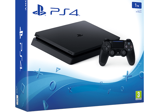 Ps4 Slim 1TB. Original Sony!