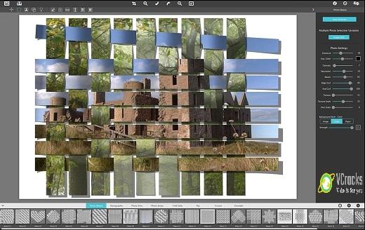 JixiPix Photo Formation Crack