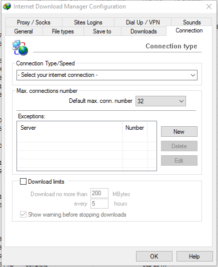 How can I increase my IDM download speed