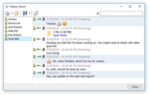 Softros LAN Messenger Crack