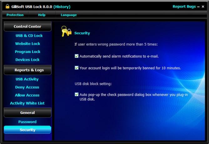 GiliSoft USB Lock Crack