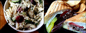 One of the latest additions to Ventura County's foodie scene, Rou-Meli offers an assortment of original and classic sandwiches, including the Cuban, plus unique side dishes, such as the Orzo pasta salad.