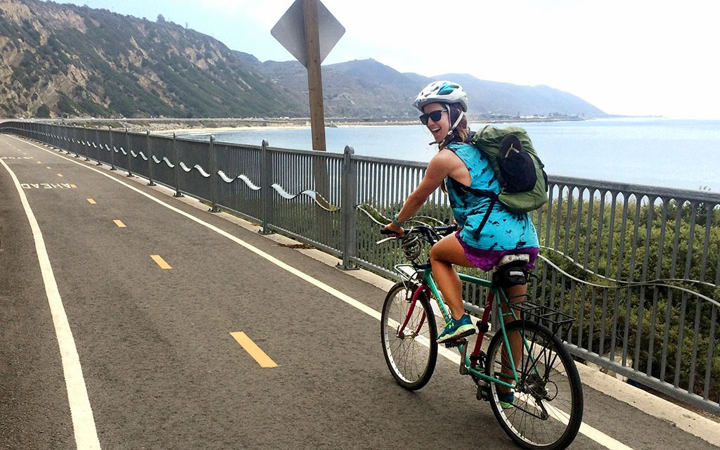 "A JOURNEY OF 1,200 MILES | Ventura native drops by on ""MoJo Coastwalk"" to bring awareness to California Coastal Trail"