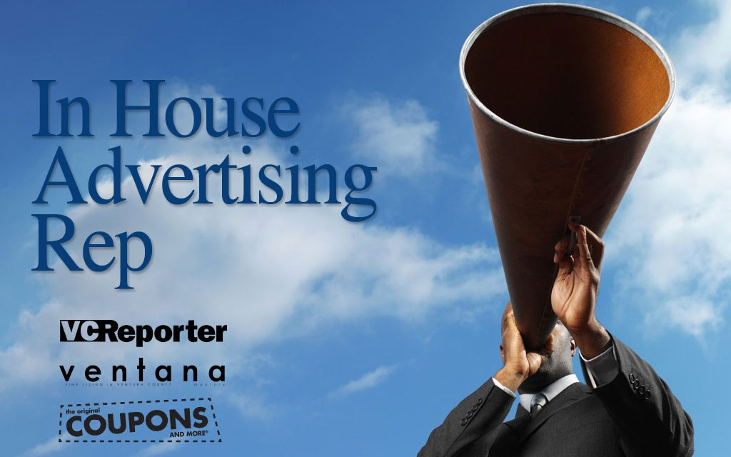 HELP WANTED | In House Advertising Sales Rep